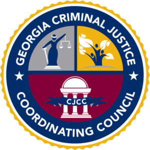 Georgia Criminal Justice Coordinating Council logo