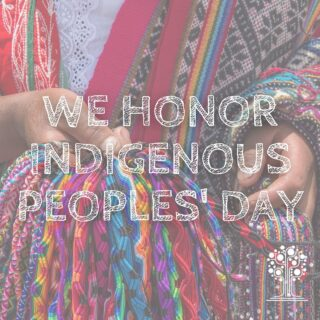 This Indigenous Peoples' Day, we are honoring the incredible resilience and influence of Indigenous peoples. Join us in learning more about the contributions of Indigenous peoples and the long-standing culture of native communities!   Check out the thoughtfully curated and beautifully designed resources from Native-led nonprofit @illuminative